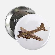 "Vintage B-17 2.25"" Button"