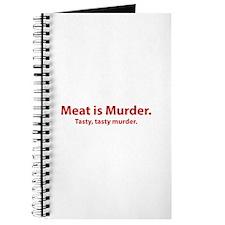 Meat is Murder Journal