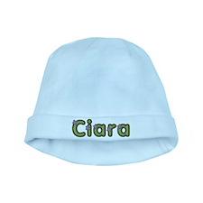 Ciara Spring Green baby hat