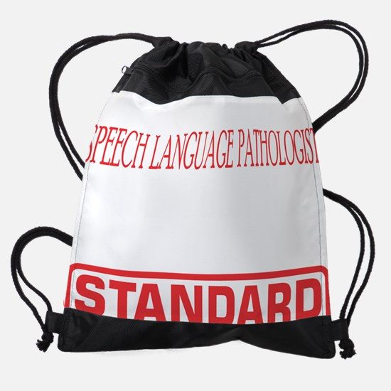 If You Love Speech Lang Patholgst R Drawstring Bag