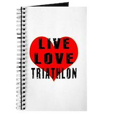 Live Love Triathlon Journal