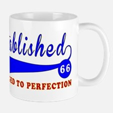 66 Birthday Designs Mug