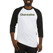 Charmaine Spring Green Baseball Jersey