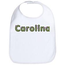 Carolina Spring Green Bib