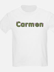 Carmen Spring Green T-Shirt