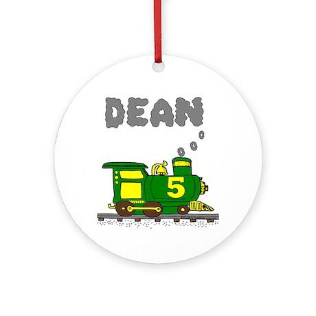 Adorable Dean Ornament (Round)