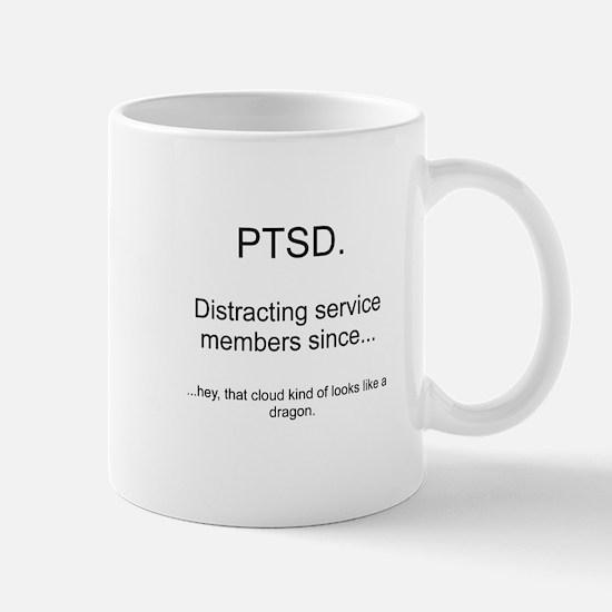 PTSD - Cloud Dragon Mug