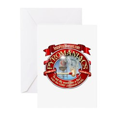 Upgraded Logo Greeting Cards (Pk of 10)