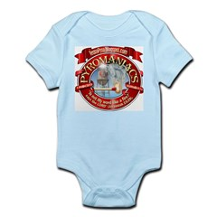 Upgraded Logo Infant Bodysuit