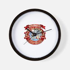 Upgraded Logo Wall Clock