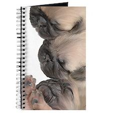 Pugaholics Baby Pug Journal 2