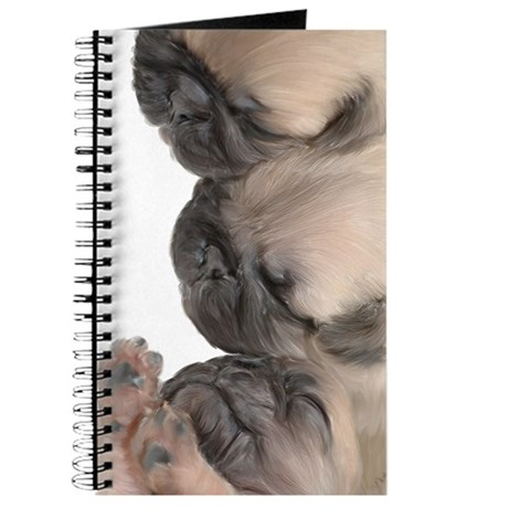 Pugaholics Baby Pug Journal 2