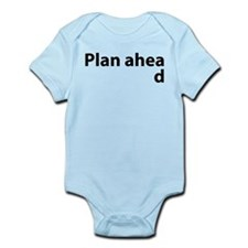 Plan Ahead Infant Bodysuit