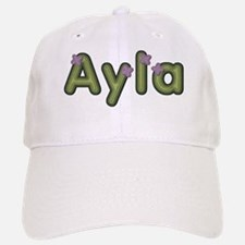 Ayla Spring Green Baseball Baseball Baseball Cap