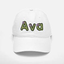 Ava Spring Green Baseball Baseball Baseball Cap
