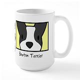Animals/boston terrier/mugs Drinkware