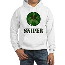 Night Vision Ice Hockey Sniper Hoodie