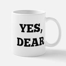 Yes, Dear Mug