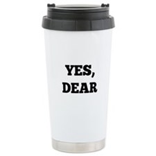 Yes, Dear Travel Mug