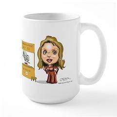 Audrey Starborn Large Mug