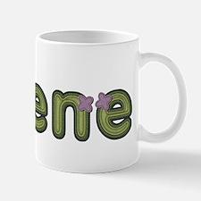 Arlene Spring Green Mug