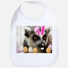 Easter Lemur Bib