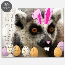 Easter Lemur Puzzle