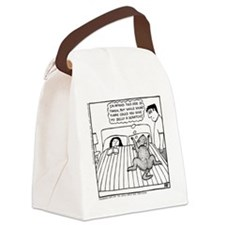 Late Night Request - Canvas Lunch Bag