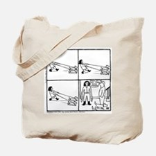 Power Dog - Tote Bag