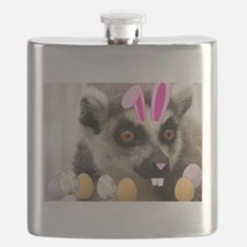 Easter Lemur Flask