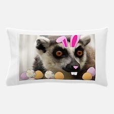 Easter Lemur Pillow Case