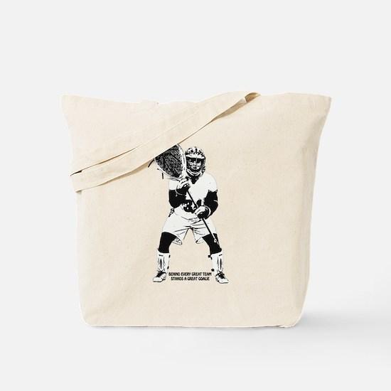 Behind Every Great Team Tote Bag