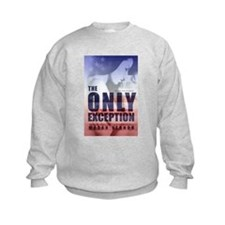 The Only Exception cover Sweatshirt
