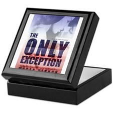 The Only Exception cover Keepsake Box