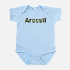 Araceli Spring Green Body Suit