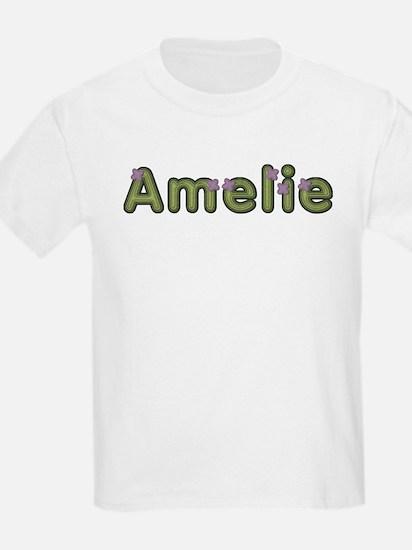 Amelie Spring Green T-Shirt