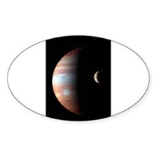 Jupiter & IO Rectangle Decal