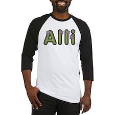 Alli Spring Green Baseball Jersey