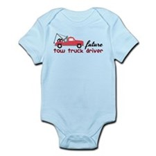 Future Tow Truck Driver Body Suit