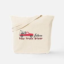 Future Tow Truck Driver Tote Bag