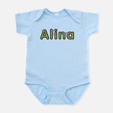 Alina Spring Green Body Suit