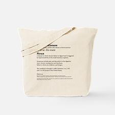 COELIAC CELIAC DISEASE DEFINITION. Tote Bag