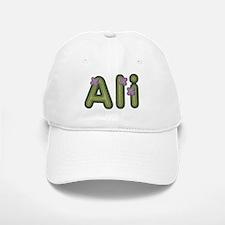 Ali Spring Green Baseball Baseball Baseball Cap