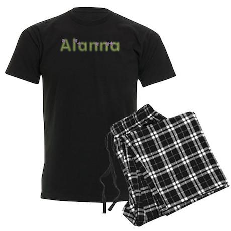 Alanna Spring Green Pajamas