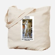 Small Penis? - Victory! Tote Bag