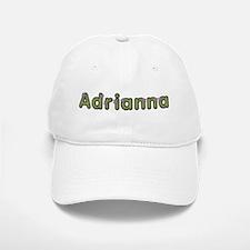 Adrianna Spring Green Baseball Baseball Baseball Cap