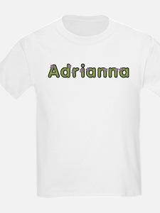 Adrianna Spring Green T-Shirt