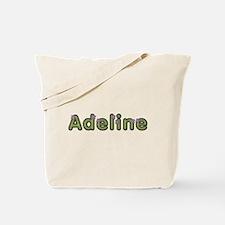 Adeline Spring Green Tote Bag