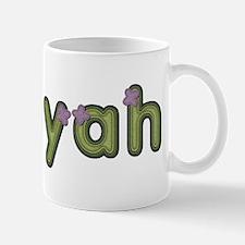 Aaliyah Spring Green Mug