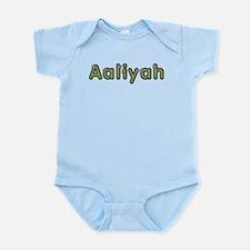 Aaliyah Spring Green Body Suit